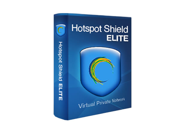 Hotspot Shield Box